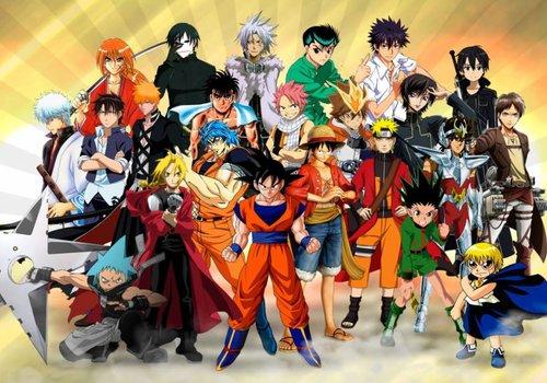 Anime Overige