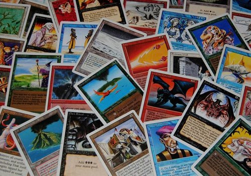 Magic Trading Cards