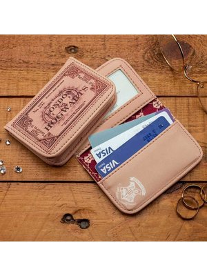 Harry Potter Hogwarts Travel Card Holder