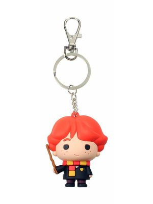 Harry Potter Ron Weasley Rubber 3D Keychain