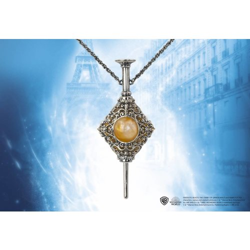 Fantastic Beasts Gellert Grindelwald Pendant Noble Collection