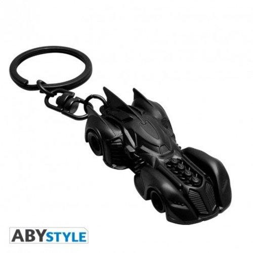 DC Comics 3D Premium Batmobile Keychain