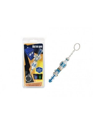 Dr. Who 12th Doctor Led Torch Keychcain