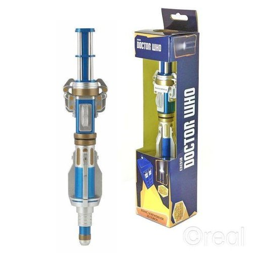 Dr. Who 12th Doctor Led Torch Full Size