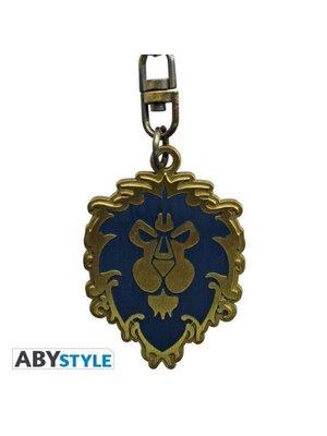 World of Warcraft Keychain Alliance