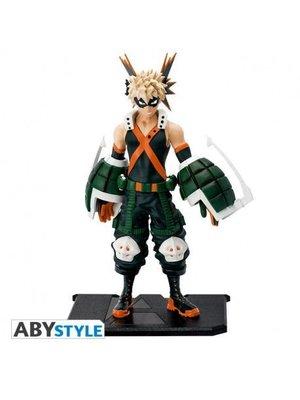 My Hero Academia Katsuki Bakugo 02 Super Figure Collection 17cm