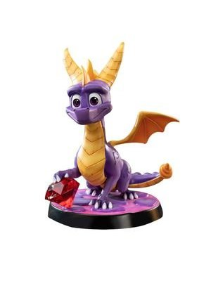 Spyro the Dragon Painted PVC Statue 8 inch First 4 Figures