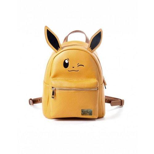 Pokemon Lady Backpack Eevee 27cm (100% PU)