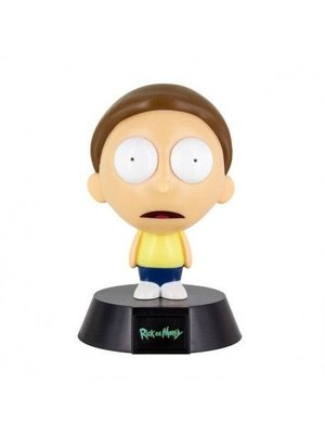 Rick and Morty Icon Light Morty 002