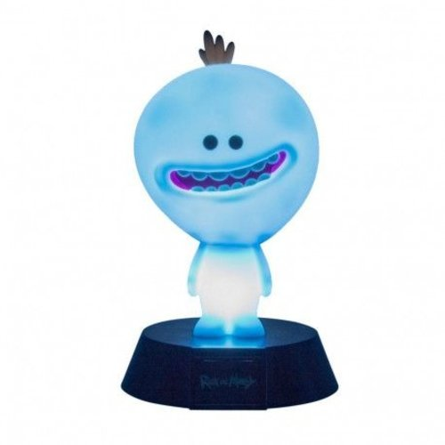 Rick and Morty Icon Light Mr. Meeseeks 003