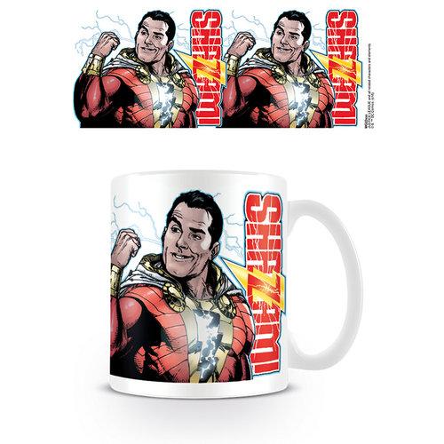 DC Comics Shazam Flexing Up A Storm Mug 315ml