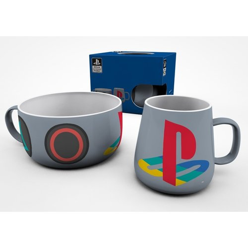 Playstation Breakfast Set Classic