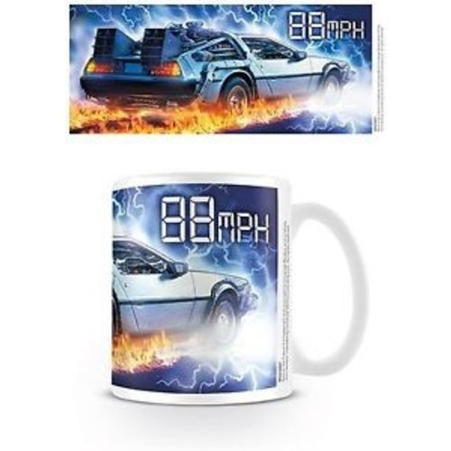 Back to the Future 88MPH Mug 300ml