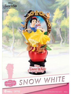 Disney Diorama Snow White and the Seven Dwarfs 18cm D-Stage PVC Figure