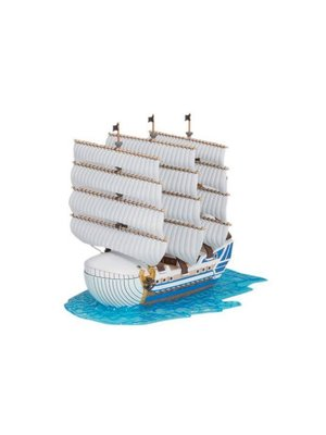 One Piece Model Kit Ship Moby Dick 15cm (Bouwpakket) Bandai