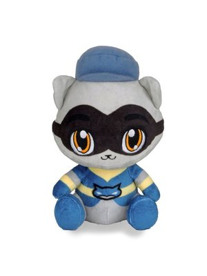 Sly Cooper - Stubbins Knuffel - Sly Cooper