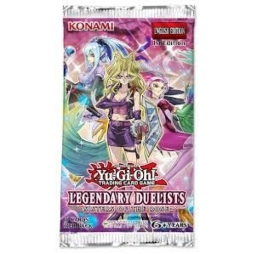 Yu-Gi-Oh! Legendary Duelists Sisters of the Rose