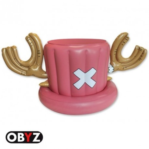 One Piece Inflatable Hat Chopper 70cm