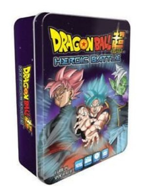 Dragon Ball Super Heroic Battle Party Game