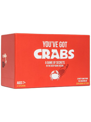 You've Got Crabs (Engels), A Game of Secrets in the dark ocean