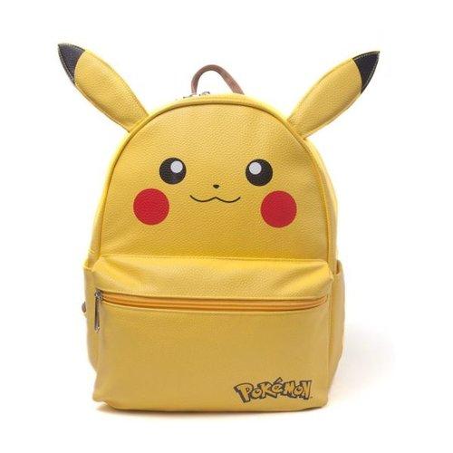 Pokemon Lady Backpack Pikachu 32cm (100% PU)