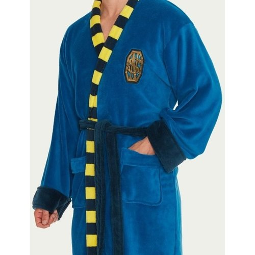 Fantastic Beasts Newt Scamander Mens Bathrobe One Size