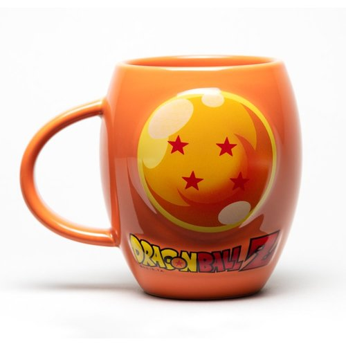 Dragon Ball Z Oval Mug