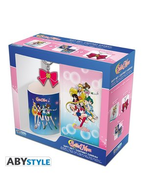 Sailor Moon Gift Box Mini Notebook / Mug / Keychain