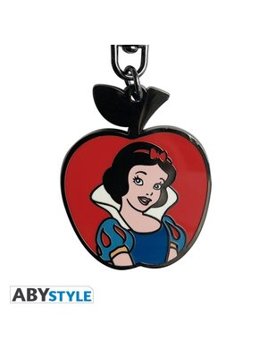 Disney Snow White Metal Keychain