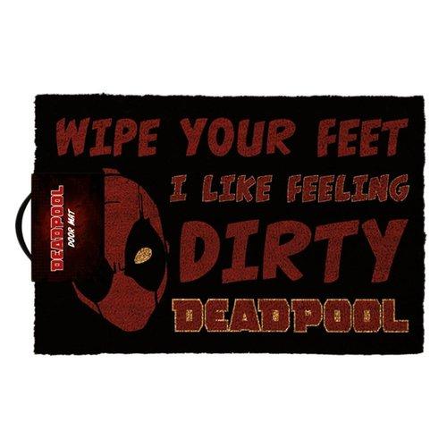 Deadpool Dirty Doormat 60x40