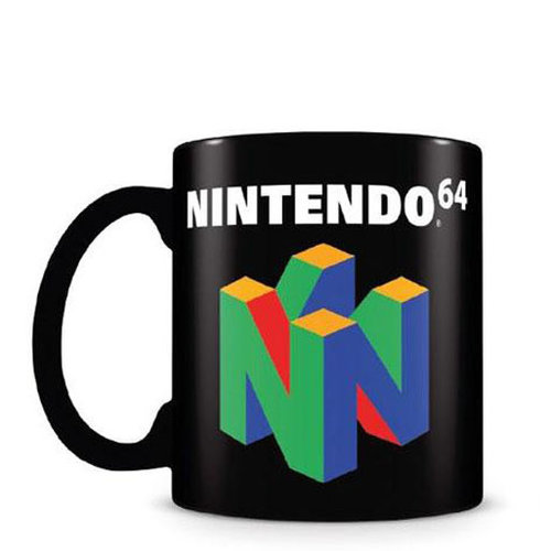 Nintendo 64 315ml Mug