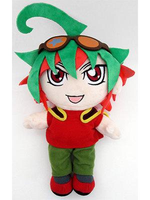 Yu-Gi-Oh! Yuya Sakaki Pluche 25cm