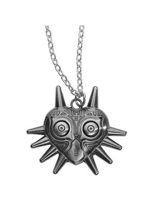 The Legend of Zelda Majoras Mask Silver Necklace
