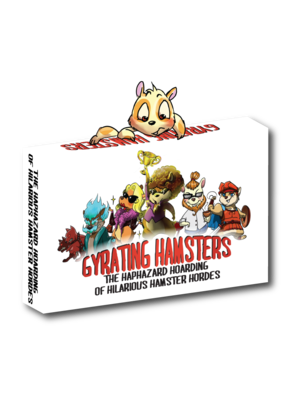 Gyrating Hamsters Hilarious Card Game