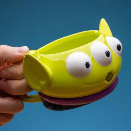 Disney Pixar Toy Story Alien 3D Mug Paladone