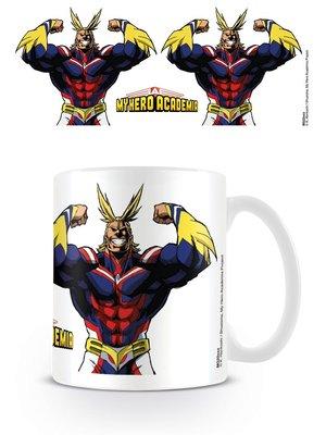 My Hero Acedemia Mug All Might Flex