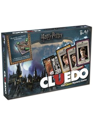 Harry Potter Cluedo Board Game Hasb