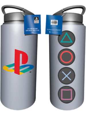 Playstation Aluminium Drink Bottle 700ml