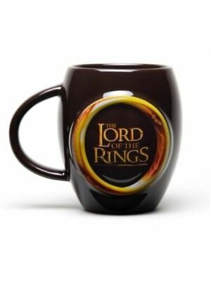 The Lord of the Rings One Ring Oval Mug 475ml