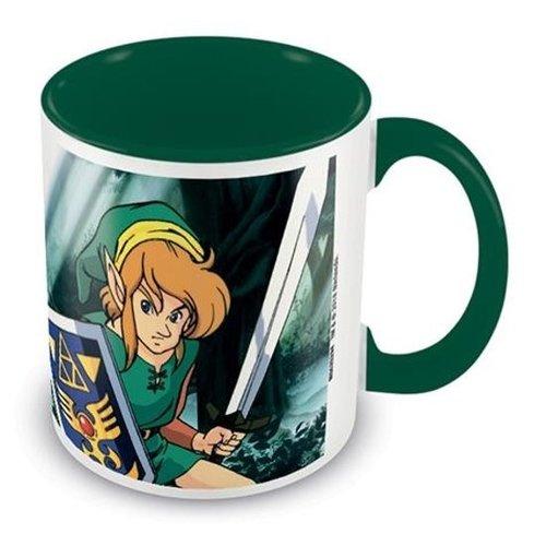 The Legend of Zelda The Lost Woods Coloured Inner Mug