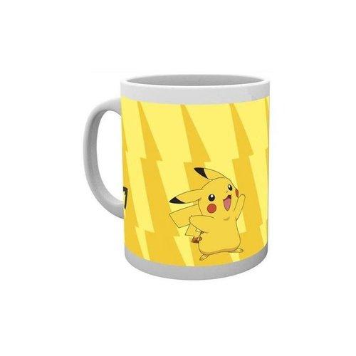 Pokemon Pikachu Evolve Mug 300ml