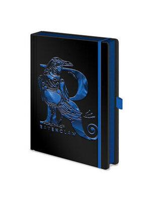 Harry Potter Ravenclaw Premium Foil Notebook A5