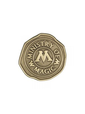 Harry Potter Pin Badge Enamel Ministry of Magic