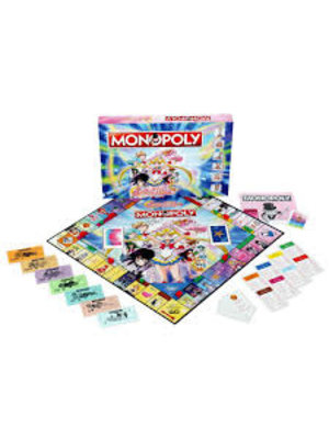 Monopoly Sailor Moon Edition