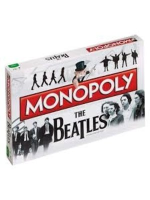 Usapoly Monopoly The Beatles Collectors Edition