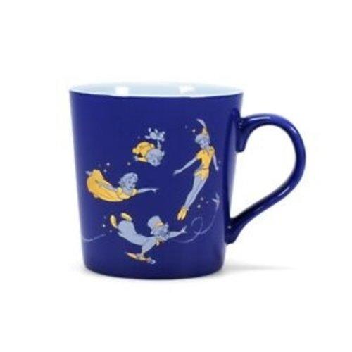 Disney Peter Pan Think of the Happiest Things Mug 350ml