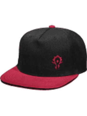 World of Warcraft Team Horde Snapback Cap