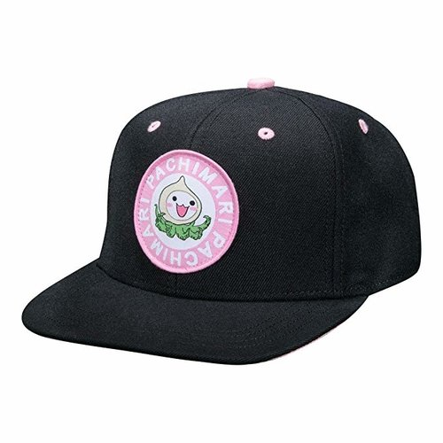 Overwatch Pachimari Patch Snapback Cap