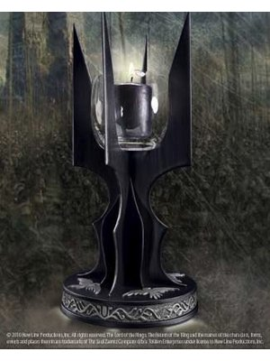 Lord Of The Rings Saruman Candle Holder Noble Collection
