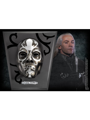 Harry Potter Lucius Malfoy Death Eaer Mask (draagbaar) Noble Collection